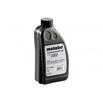 Компрессорное масло METABO, для поршневых компрессоров, MOTANOL HP100,1л (0901004170)